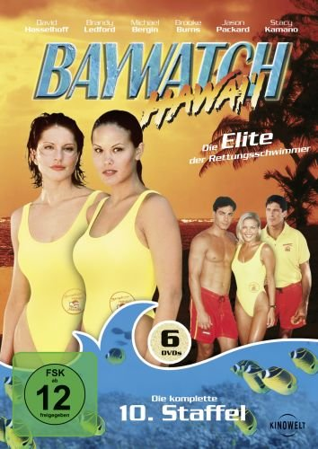 Baywatch Hawai'i - Die komplette 10. Staffel (6 DVDs)