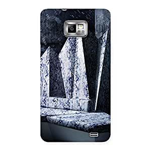 Special Marbal Monument Back Case Cover for Galaxy S2