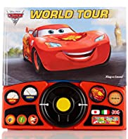 Disney Cars 2 World Tour Sound Book