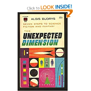 The Unexpected Dimension by Algis Budrys