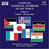 Slovak Rso/Breiner National Anthems of the World, Vol.3