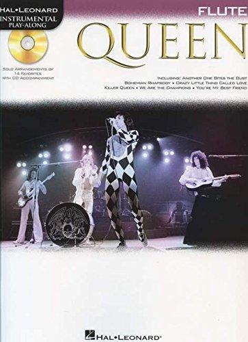 Queen: Flute (Hal Leonard Instrumental Play-Along)