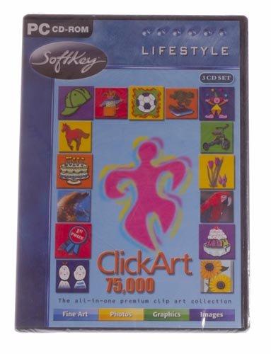ClickArt 75,000