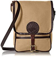 Duluth Pack Haversack with Leather Trim by Duluth Pack