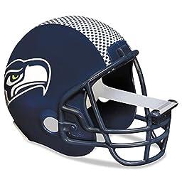3M/COMMERCIAL TAPE DIV C32HELMETSEA NFL Helmet Tape Dispenser, Seattle Seahawks, Plus 1 Roll Tape 3/4\