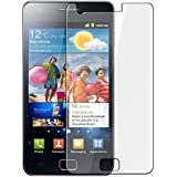 SAMSUNG GALAXY S2 i9100 - 5 Pack Premium Reusable LCD Screen Protector with Lint Cleaning Cloth