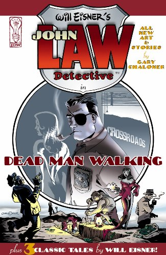Will Eisners John Law: Dead Man Walking