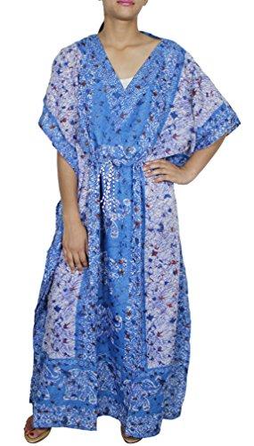 Tiro kimono abito caftano estate di modo di stile delle donne sopra la parte superiore abbigliamento da spiaggia