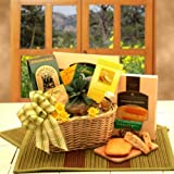 Spring Tea and Treats Gourmet Easter Gift Basket