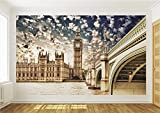 London Houses of Parliament Wallpaper Mural