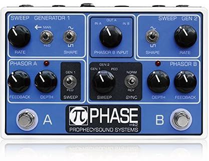 Prophecysound Systems Pi-Phase mk2 �����Mu-Tron Bi-Phase��Ƹ��� �ץ�ե�����������ɥ����ƥॺ �ѥ��ե������ޡ����ġ� ���������� �����ץ�����