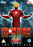 Iron Man Armoured Adventures Vol. 2 [DVD]