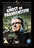 The Ghost Of Frankenstein [DVD]