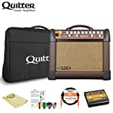Quilter MicroPro 200 8-Inch Speaker Guitar Combo Amp w/ Accessories & Amp Bag