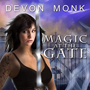 Magic at the Gate: Allie Beckstrom Series, Book 5 | [Devon Monk]