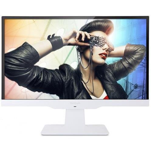 """Viewsonic Vx2263Smhl-W 21.5"""" Led Lcd Monitor - 16:9 - 14 Ms - Adjustable Display Angle - 1920 X 1080 - 250 Nit - 50,000,000:1 - Full Hd - Speakers - Hdmi - Vga - 20 W - Glossy - Energy Star 6.0, Epeat Silver"""