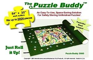 Puzzle Buddy 3000 Jigsaw Puzzle Mat (Size: 54