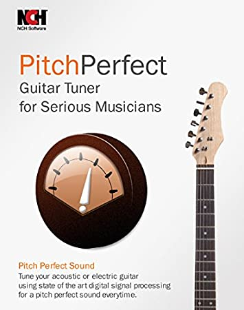 PitchPerfect Guitar Tuner Software [Download]