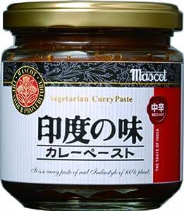 マスコット 印度の味 中辛 180g