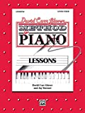 img - for David Carr Glover Method for Piano / Lessons / Level Four book / textbook / text book
