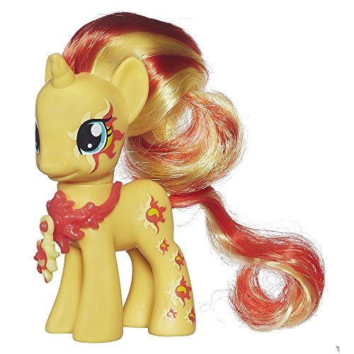 My Little Pony Cutie Mark Magic Sunset Shimmer Figure - 1