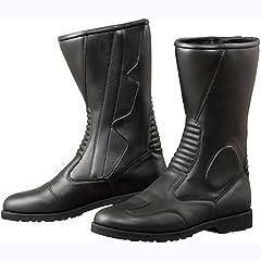 [コミネ] ツーリングブーツ サイドジッパー K520 ブラック 05-112 / ブラック / 26.5cm / 05-112