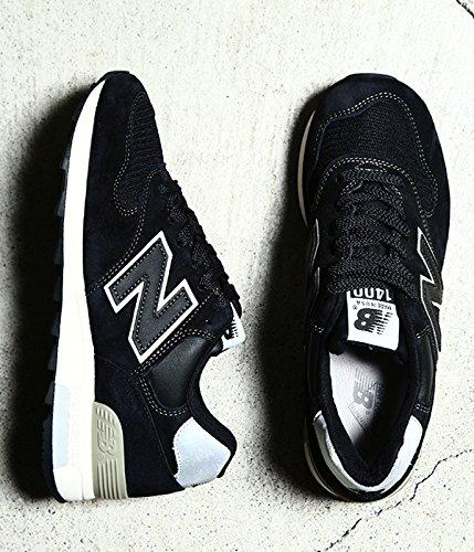 New Balance ( ニューバランス ) / M1400-ブラック- (NB スニーカー シューズ 靴) 25.5cm ブラック