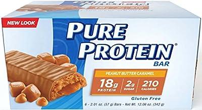 Pure Protein Peanut Butter, Caramel Surprise, 12.06 Oz,