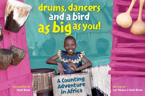 Drums, dancers and a bird as big as you! A counting adventure in Africa