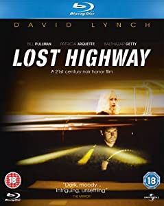 Lost Highway [Blu-ray] [Import anglais]