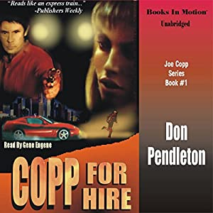 Copp for Hire Audiobook