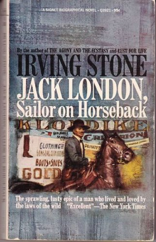 Jack London Sailor on Horseback