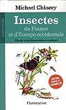 Insectes de France et d'Europe par Chinery