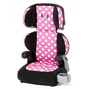 Amazon Com Minnie Mouse Pronto Booster Seat Child