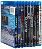 Marvel Bundle (X-Men / Daredevil / X2: X-Men United / Elektra / Fantastic 4 / X-Men: The Last Stand / Fantastic 4: Rise of the Silver Surfer / X-Men Origins: Wolverine / X-Men: First Class) [Blu-ray]