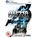 Alpha protocol (UK) [Windows XP] (japan import)