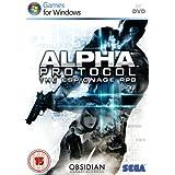 Alpha protocol (UK) [Windows XP] (japan import)