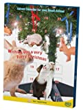 Hatchwells Small Animal Advent Calendar with Yoghurt Treats 70g
