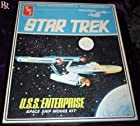 Star Trek USS Enterprise Space Ship Model Kit