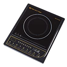Bajaj Majesty ICX 8 Plus 2000-Watt Induction Cooktop