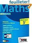 D�fibrevet Cours/M�thodes/Exos Maths 3e