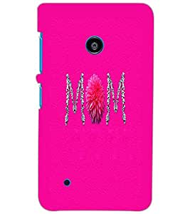 NOKIA LUMIA 530 MOM Back Cover by PRINTSWAG