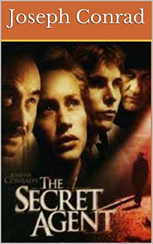 Joseph Conrad - The Secret Agent : Edition illustrated (English Edition)