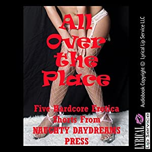 All over the Place! Audiobook