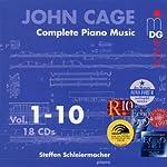 Complete Piano Music Vol.1-10