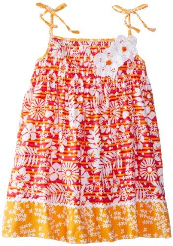 Smocked Childrens Dresses front-147272