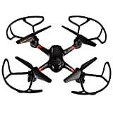 Original Helicopter Mould King 33043 SUPER - F 2.4GHz 4CH 6 Axis Gyro RC Quadcopter 3D Rollover Headless Mode Drone Dron Toys