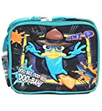 Phineas and Ferb Insulated Lunch Bag-tote-school