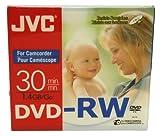JVC DVD-RW 1.4Gb 8cm 30min Pack 1 Camcorder Mini dvd discs VD-W14N1
