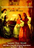 img - for The Original Classic LITTLE WOMEN [200+ Illustrations] book / textbook / text book